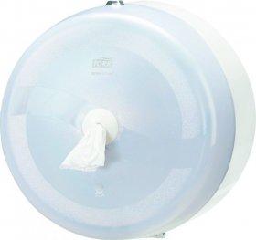 Dozownik do papieru toaletowego w roli Tork, SmartOne T8, biały