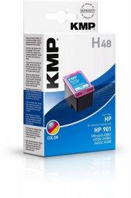 Tusz KMP 901 (CC656AE), 12ml, 3 kolory