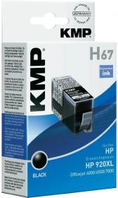 Tusz KMP 920XL (CD975AE) , 36ml, czarny