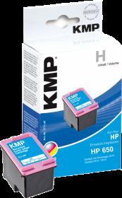 Tusz KMP 650 (CZ102AE), 8ml, kolor