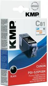 Tusz KMP PGI-525PGBK, 19ml, czarny
