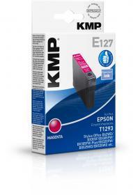 Tusz KMP E127 (T1293), 7ml, magenta (purpurowy)