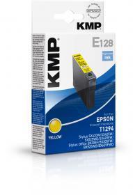 Tusz KMP T1294, 7ml, yellow