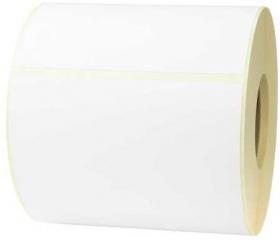 Etykiety termiczne Eco do drukarki Zebra LP2844, 100x100mm, 500 etykiet, biały