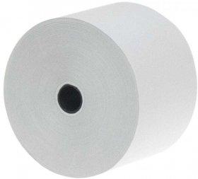 Rolka termiczna Drescher, 57mmx100m, 55g/m2, biały