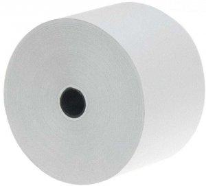 Rolka termiczna Drescher, 57mmx100m, 48g/m2, biały