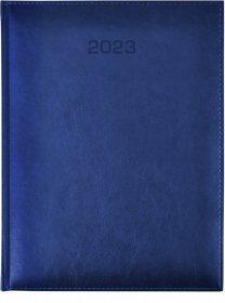 Kalendarz książkowy Udziałowiec 2022, Vivella, A5, dzienny, 184 kartki, granatowy