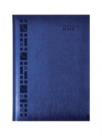 Kalendarz książkowy Udziałowiec 2020, Lux, A5, dzienny grantatowy D