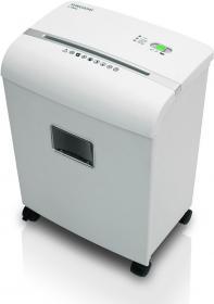 Niszczarka Ideal Shredcat 8260 CC, 8 kartek, P-4/F-1 DIN, biały