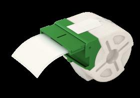 Kaseta z papierowymi samoprzylepnymi etykietami Leitz Icon, 59x102mm, biały