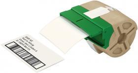 Kaseta z papierowymi samoprzylepnymi etykietami Leitz Icon, 50x88mm, biały