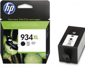 Tusz HP 934XL (C2P23AE), 1000 stron, black (czarny)