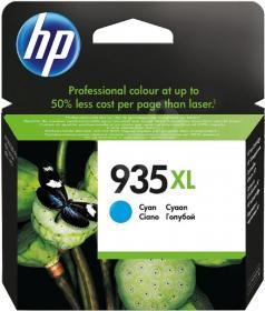 Tusz HP 935XL (C2P24AE), 825 stron, cyan (błękitny)