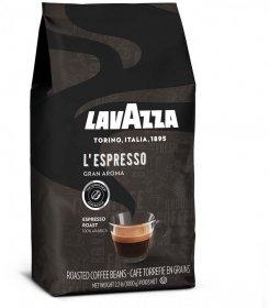 Kawa ziarnista Lavazza Gran Aroma Bar L'Espresso, 1kg