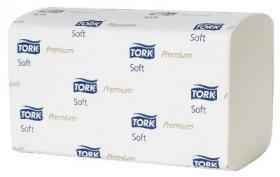 Ręcznik papierowy Tork 290184 H3 Advance Hand, dwuwarstwowy, w składce ZZ, 20x200 składek, biały