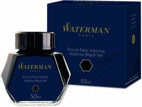 Atrament Waterman, 50ml, czarny