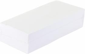 Papier do recept, 1/3 A4, 80g/m2, 500 arkuszy, biały