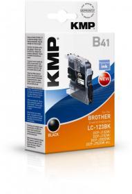 Tusz KMP LC-123BK, 11ml, czarny