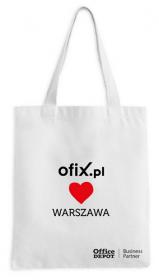 Torba Ofix Loves Warszawa