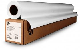 Papier w roli HP Heavyweight Coated (Q1413A), 131g/m2, 914mm x 30.5m, gilza 2