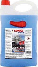 Płyn do spryskiwaczy Sonax Xtreme, zimowy, 4l