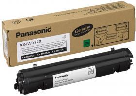 Toner Panasonic (KX-FAT472X), 2000 stron, black (czarny)