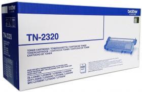 Toner Brother TN2320, 2600 stron, czarny