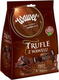 Cukierki Trufle Wawel, w czekoladzie, 280g