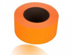 Taśma do metkownicy Studio Cen, MHK, 800 etykiet, 21.5x12mm, pomarańczowy