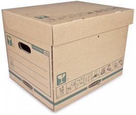 Pudło Fellowes BANKERS BOX Extra Strong średnie, 300mm, brązowy