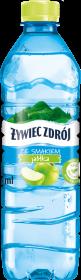 Woda smakowa niegazowana Żywiec Zdrój woda ze smakiem, jabłkowy, 0.5l
