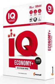 Papier IQ Economy, A4, 80g/m2, 500 arkuszy, biały