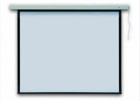 Ekran projekcyjny bezprzewodowy 2x3, 199x199 cm, biały