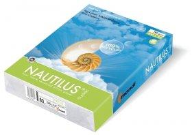 Papier ksero ekologiczny Mondi Nautilus Classic, A4, 80g/m2, 500 arkuszy, biały