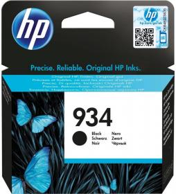 Tusz HP 934 (C2P19AE), 400 stron, black (czarny)