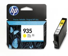 Tusz HP 935 (C2P22AE ), 400 stron, yellow (żółty)