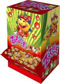 Cukierki musujące Zozole Mieszko, mix owocowy, 2.5kg