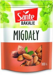 Migdały Sante, 100g