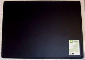 Podkładka na biurko Q-Connect, 63x50cm, czarny