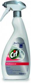 Płyn do łazienek Cif Professional Washroom 2in1, 0.75l