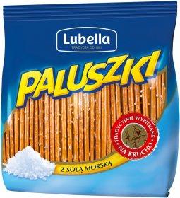 Paluszki Lubella, z solą, 275g