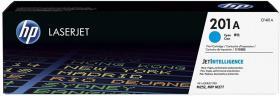 Toner HP 201A (CF401A), 1400 stron, cyan (błękitny)