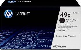 Toner HP 49X (Q5949X), 6000 stron, black (czarny)