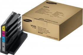 Pojemnik na zużyty toner Samsung (CLT-W406/SEE), 7000 stron czarny/1750 stron kolorowy