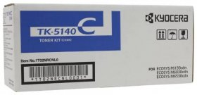 Toner Kyocera TK-5140C (1T02NRCNL0), 5000 stron, cyan (błękitny)