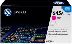 Toner HP C9733A (645A), 12000 stron, magenta (purpurowy)