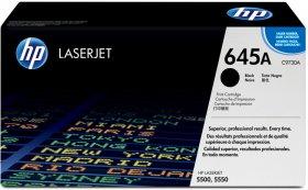 Toner HP 645A (C9730A), 13000 stron, black (czarny)