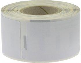 Etykiety termiczne Zebra, 85x28 mm, 1000 etykiet, na rolce, biały