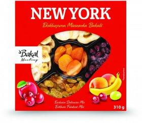 Mieszanka suszonych owoców Bakal Meeting New York, 310g