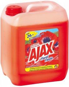Płyn do mycia uniwersalny Ajax Floral Fiesta, polne kwiaty, 5l